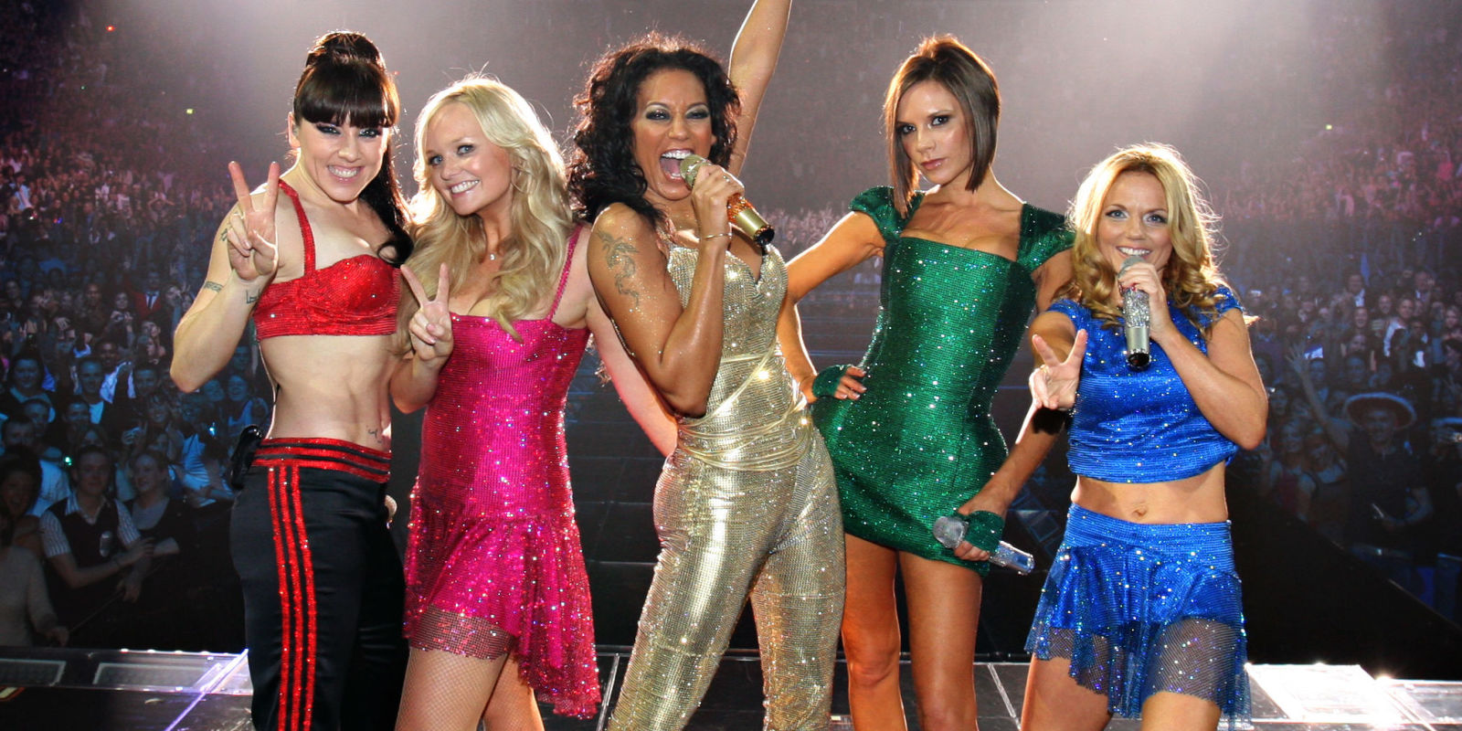 Las spice girls regresan