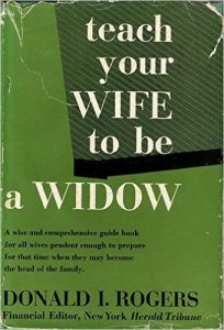 Teach Your Wife