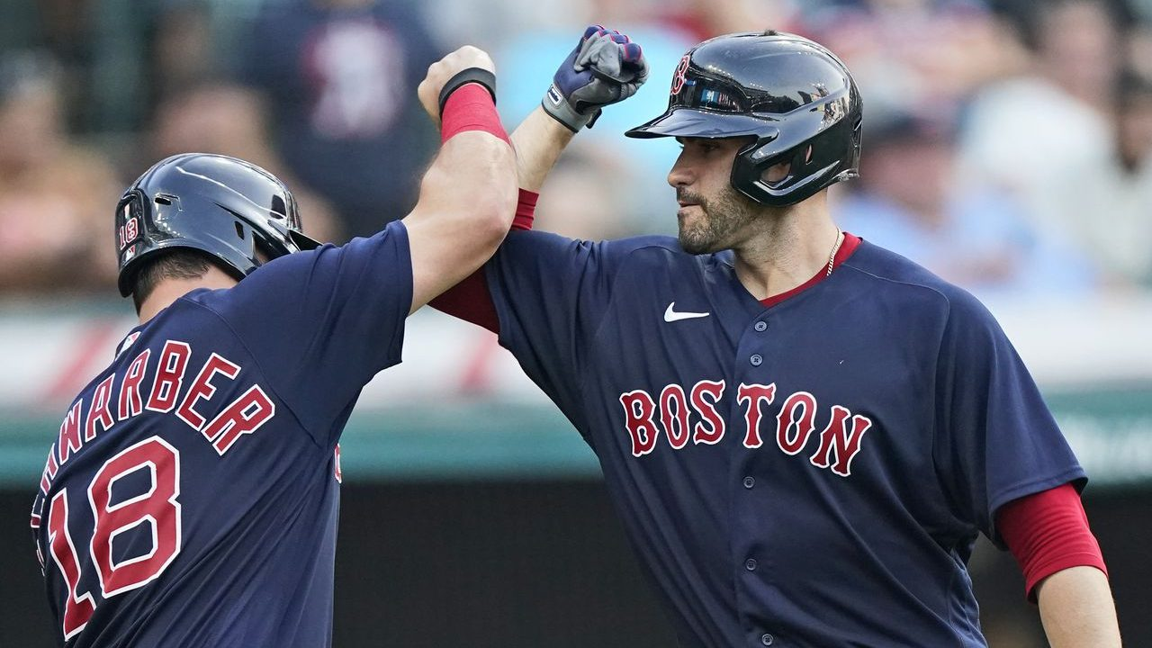 2022 Boston Red Sox Free Agents