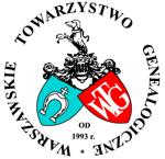 Warszawskie Towarzystwo Genealogiczne Logo