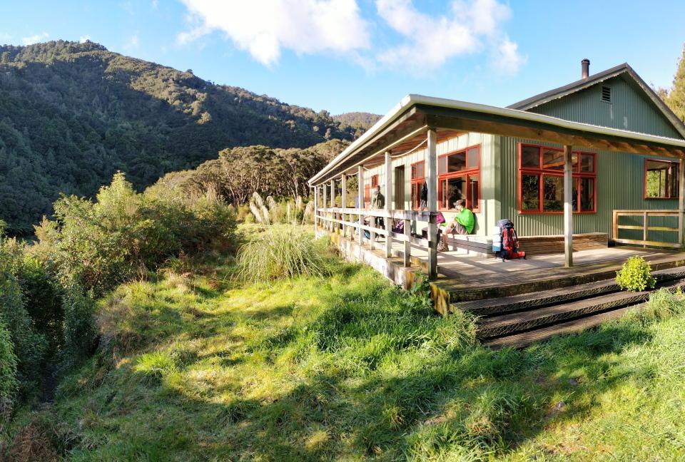 Totara Creek Hut