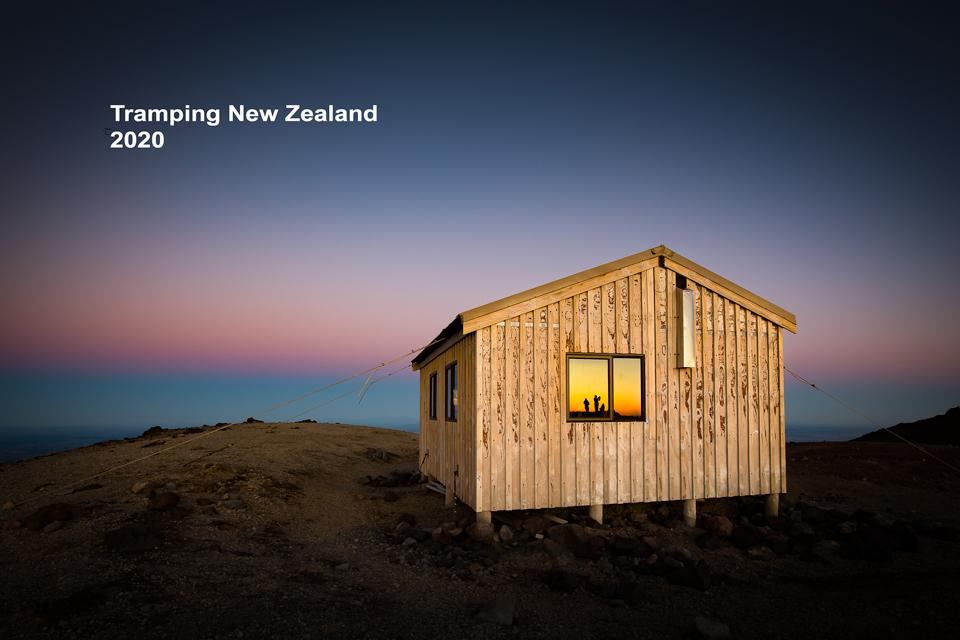 Syme Hut Mt Taranaki