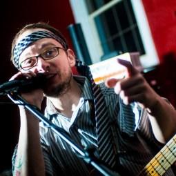 Baltimore singer/songwriter Timothy Bracken is this week's house band.