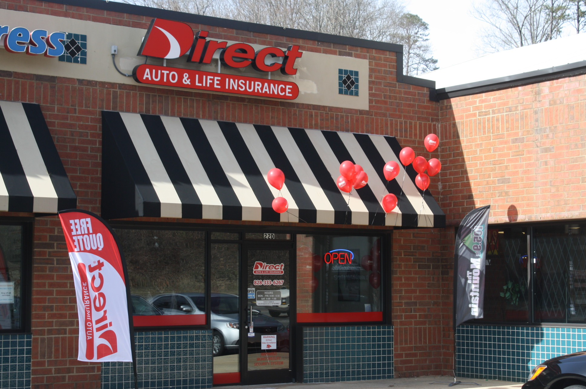 Direct Auto Insurance Grand Opening 2 6 15 105 9 The Mountain105 9 The Mountain