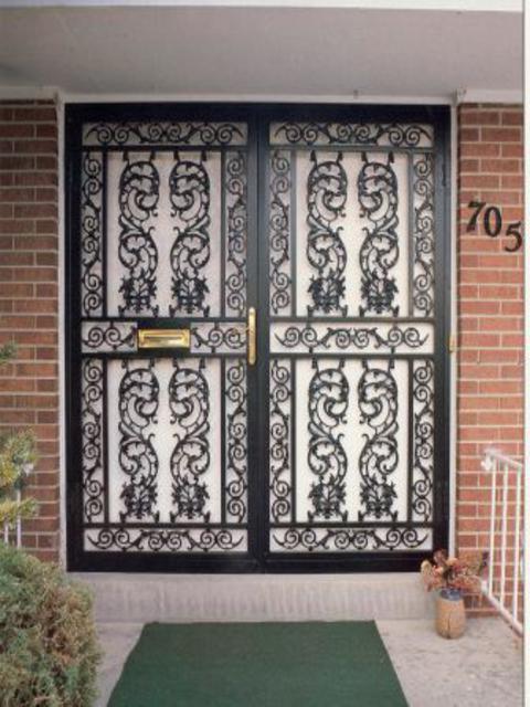 West Tennessee Ornamental Door
