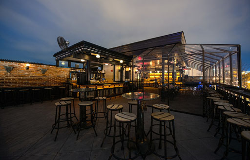 Sip in the sky Some of DCs best rooftop bars  WTOP