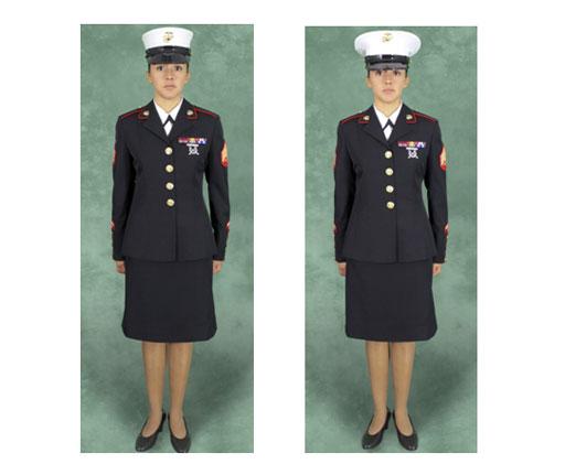 female marines to sport