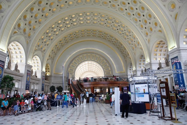 Union Station Beautiful In World Wtop