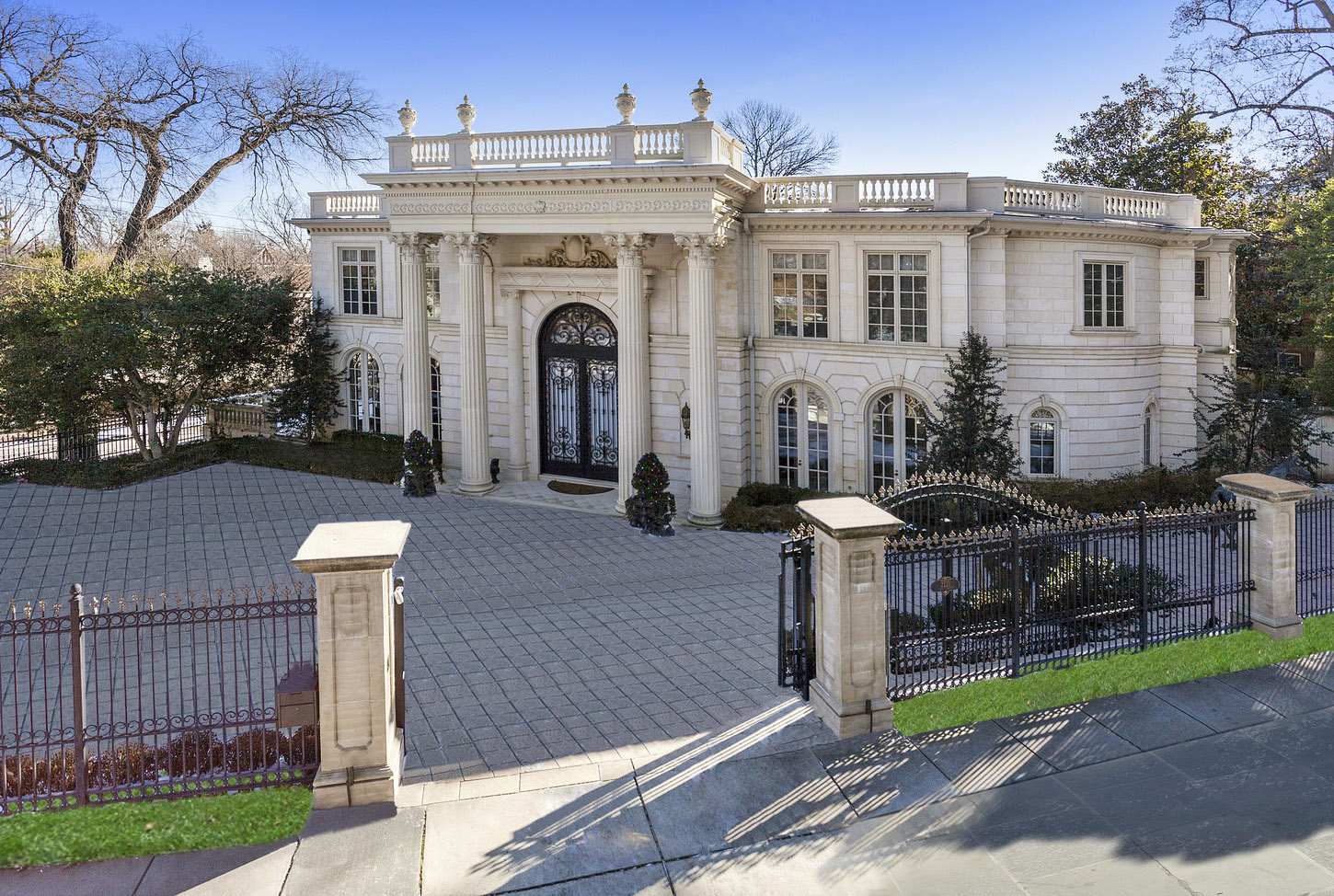 Photos Embassy Row home for sale  WTOP