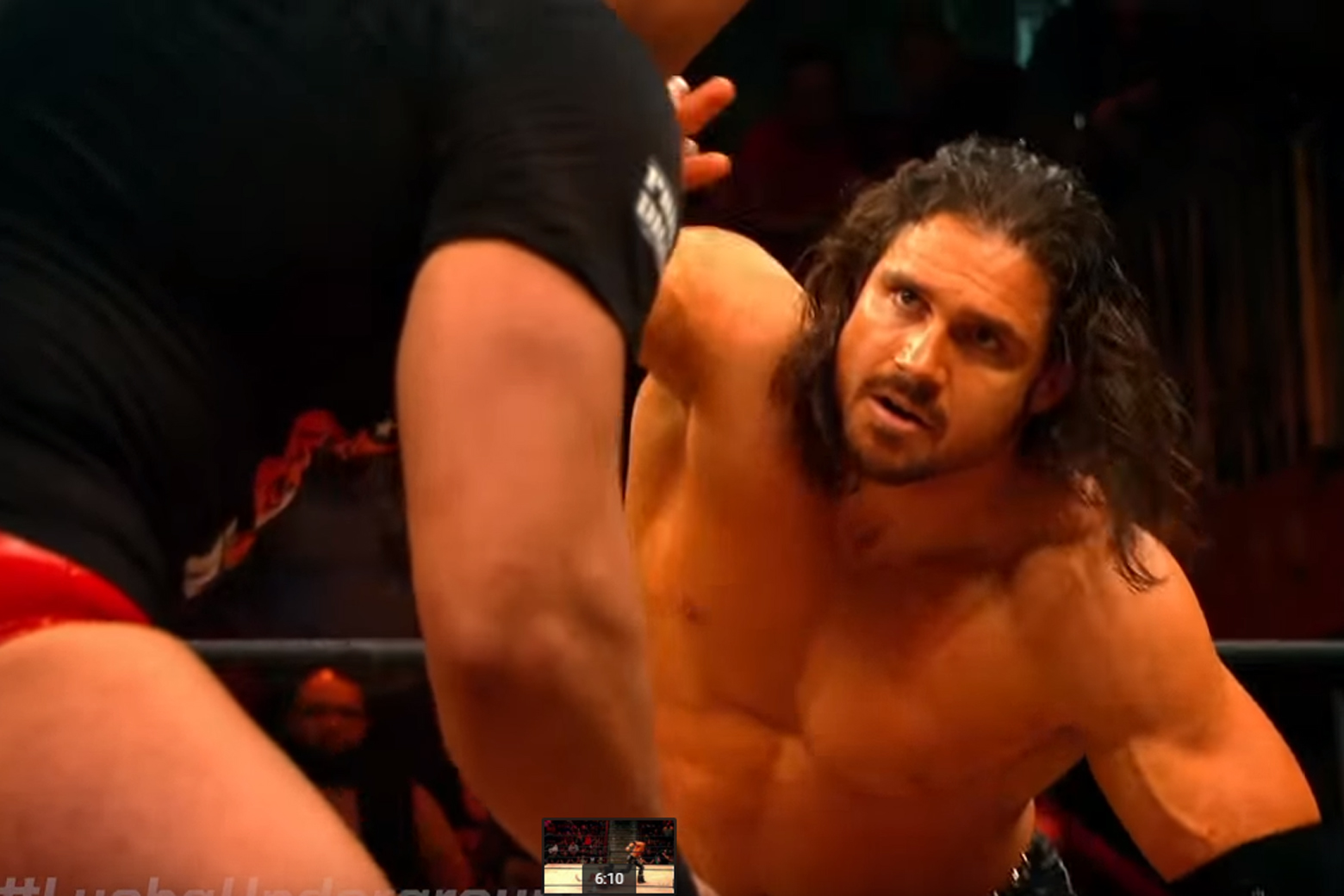 QA Johnny Mundo compares WWE and Lucha Underground  WTOP