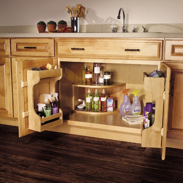 In the cabinet5 kitchen cabinet accessories for a sink