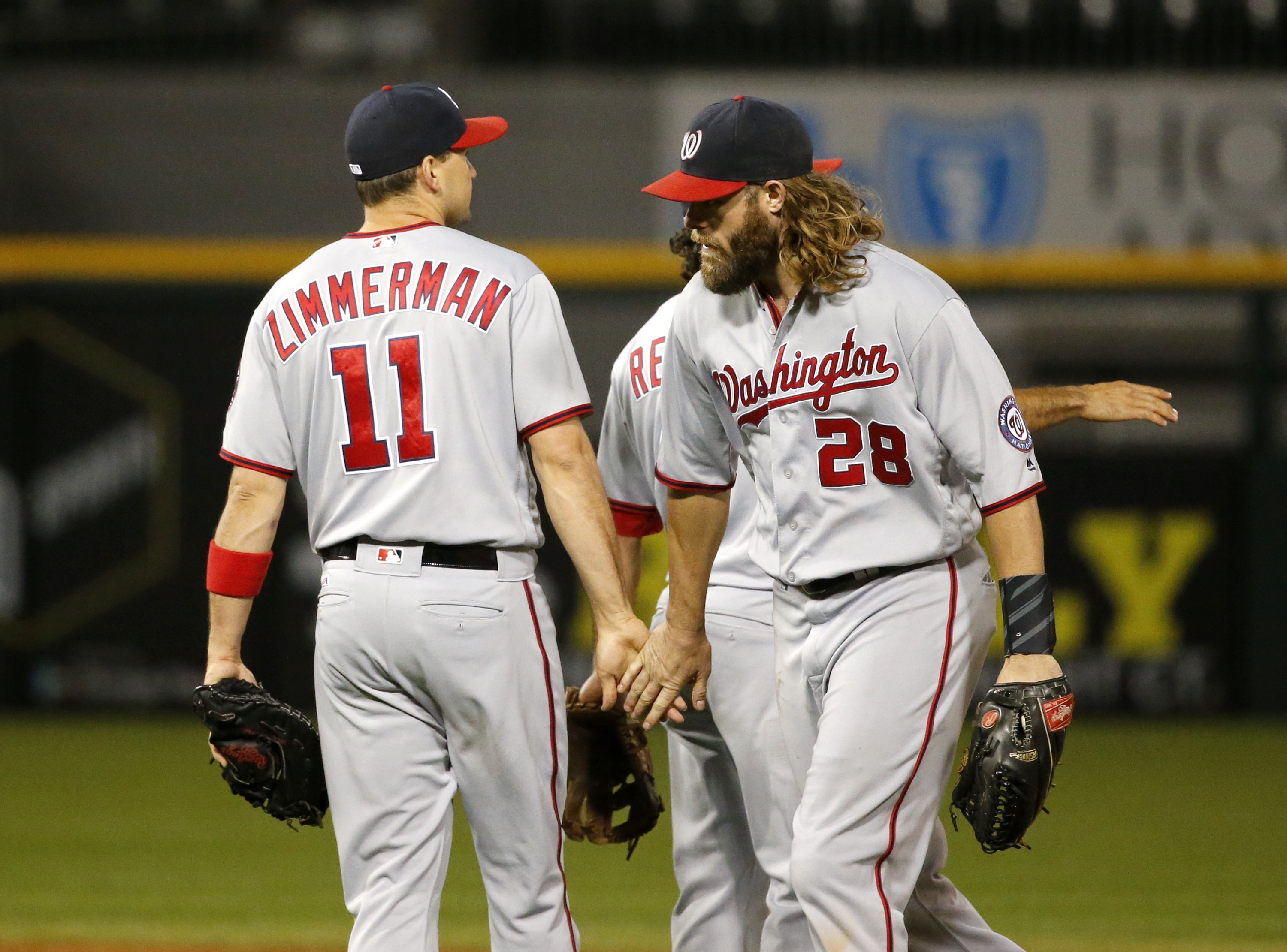 Nats Hit 3 HRs In Shields' Ugly Debut Rout White Sox 11 4 WTOP