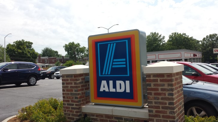Alexandrias 3rd Aldi grocery store to open by years end  WTOP