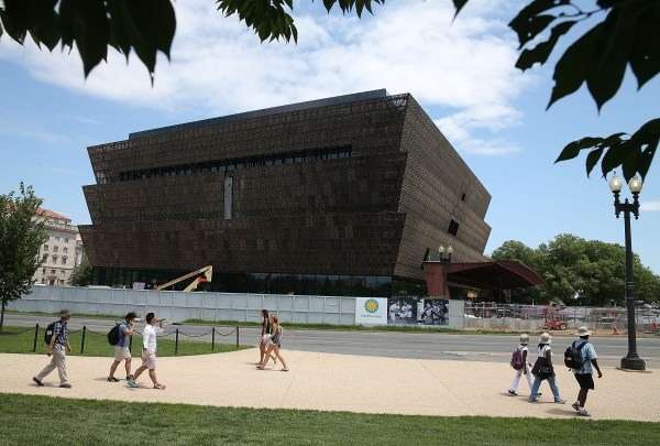Passes Smithsonian Museum Opening Weekend In
