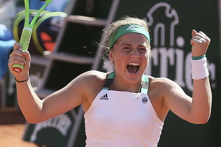 Image result for NO, JELENA OSTAPENKO DID NOT COME FROM 'OUT OF NOWHERE' IN PARIS