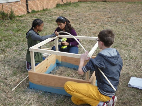 Alexandria Students Stem Solve Real-world