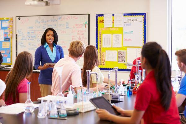 Gw University Launches Program Train Stem Teachers