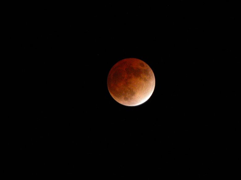 Catch the rare super blue blood moon Wednesday  WTOP