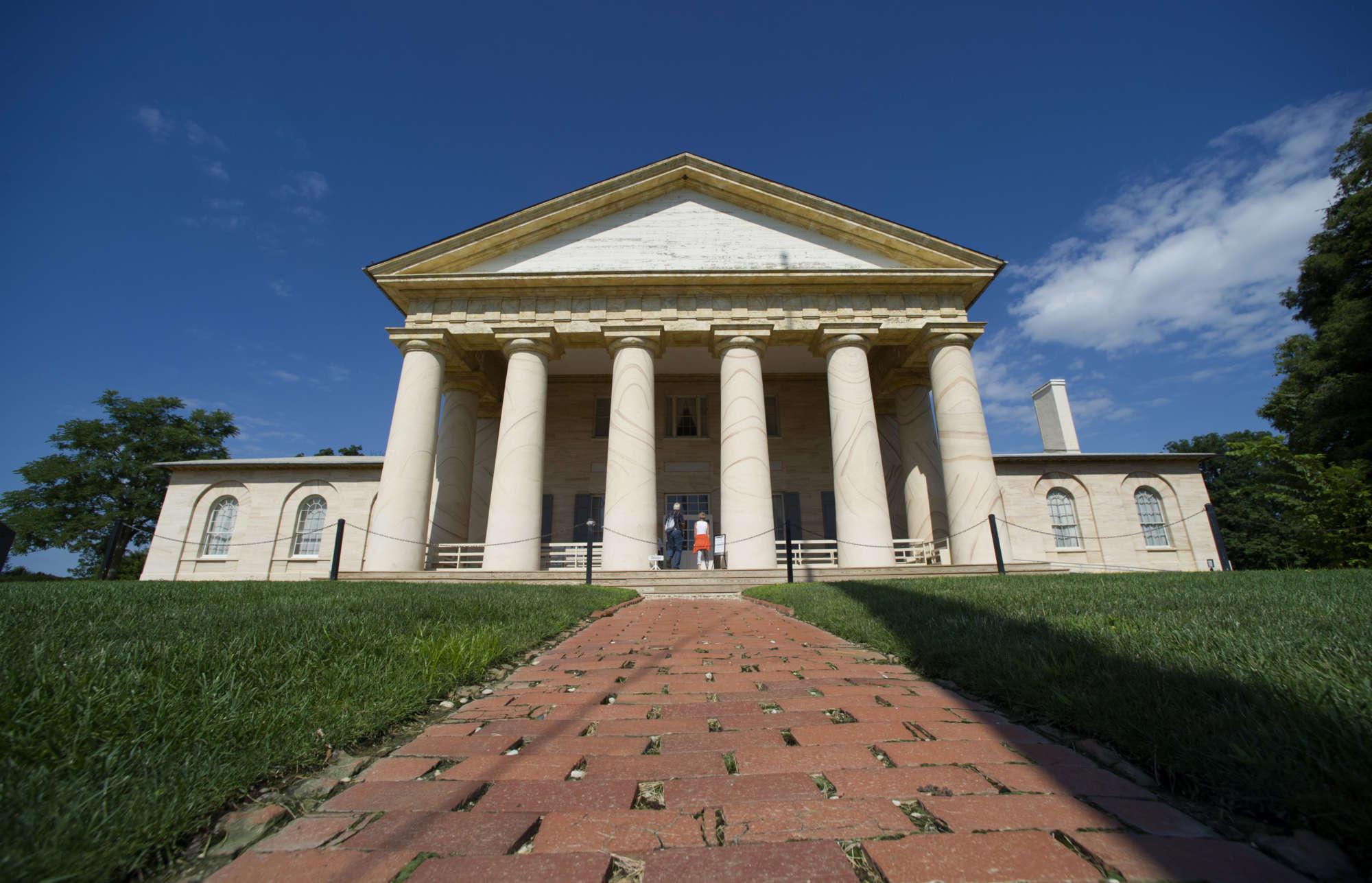 Work On National Cemetery S Arlington House Begins Next