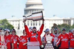 Image result for washington capitals parade