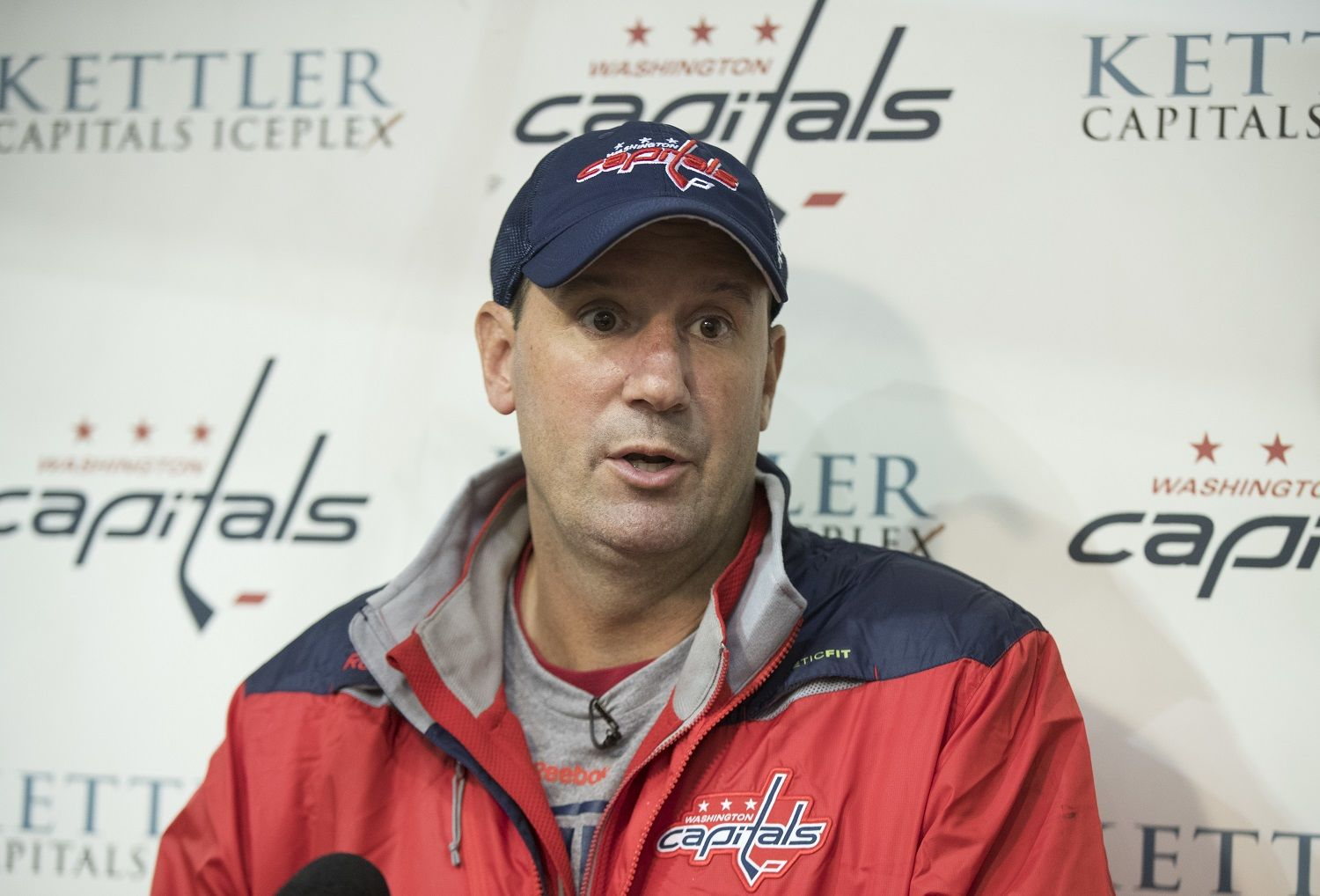 Washington Capitals Announce Todd Reirden As Next Head Coach