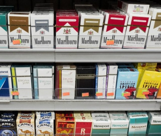 Cigarettes In The District Are Getting Slapped With A Tax Increase Oct 1 Ap Mark Lennihan