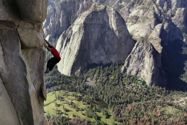 Movie Oscar Doc Free Solo Exhilarating Remarkable Feat Wtop