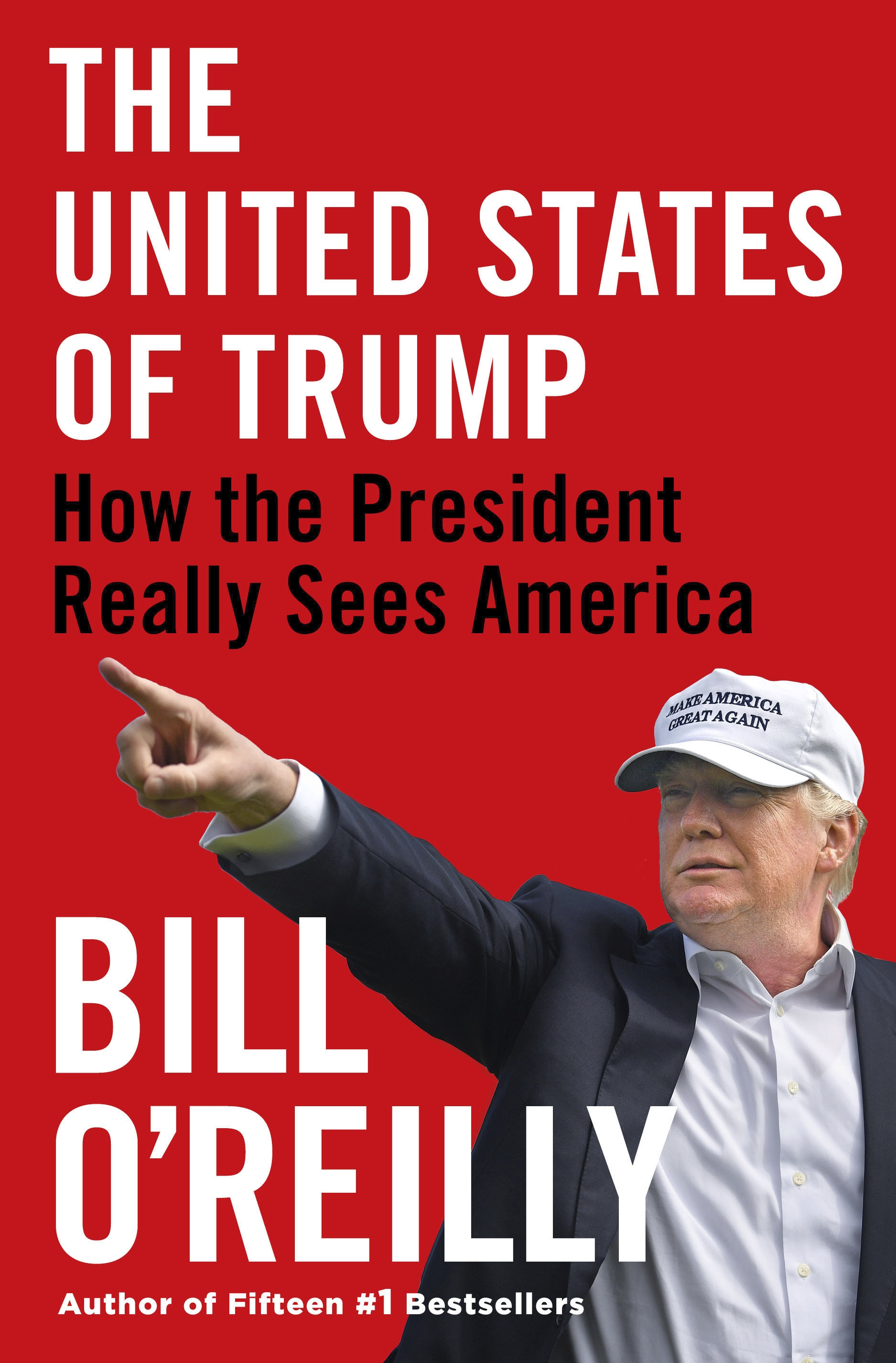 Bill O Reilly Book On Trump Coming Out In Fall