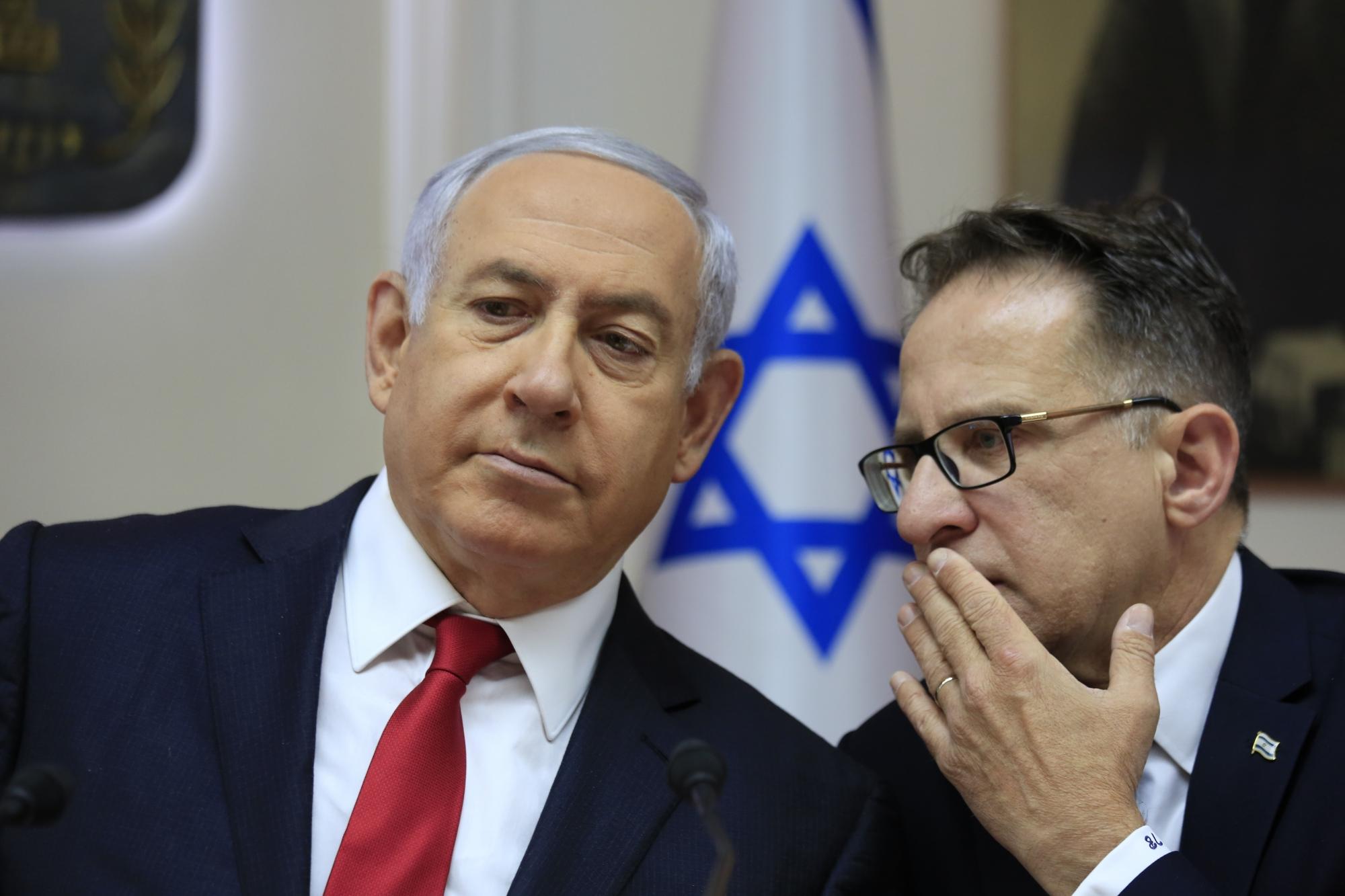 Israel Heads To Election As Netanyahu Fails To Form Govt