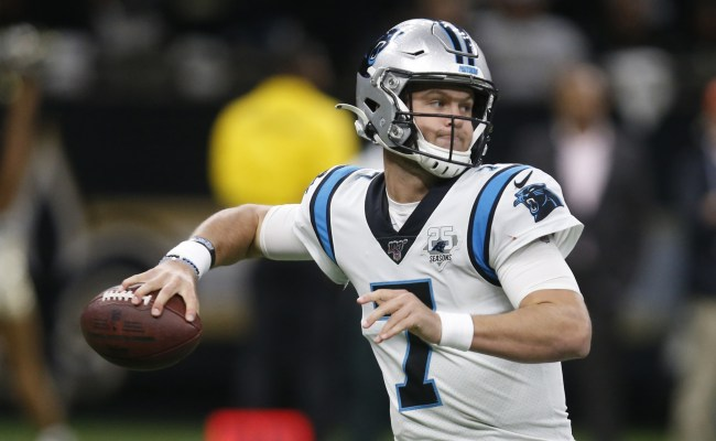 Panthers Look For Continued Growth From Allen Vs Redskins