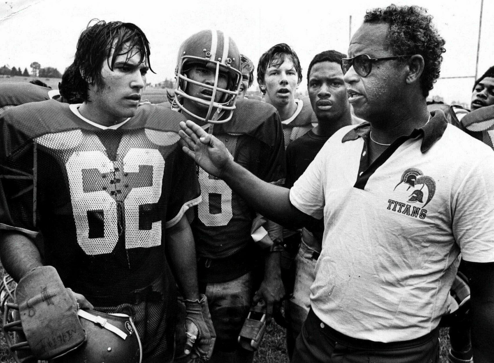 Herman Boone Alexandria Football Coach Immortalized In