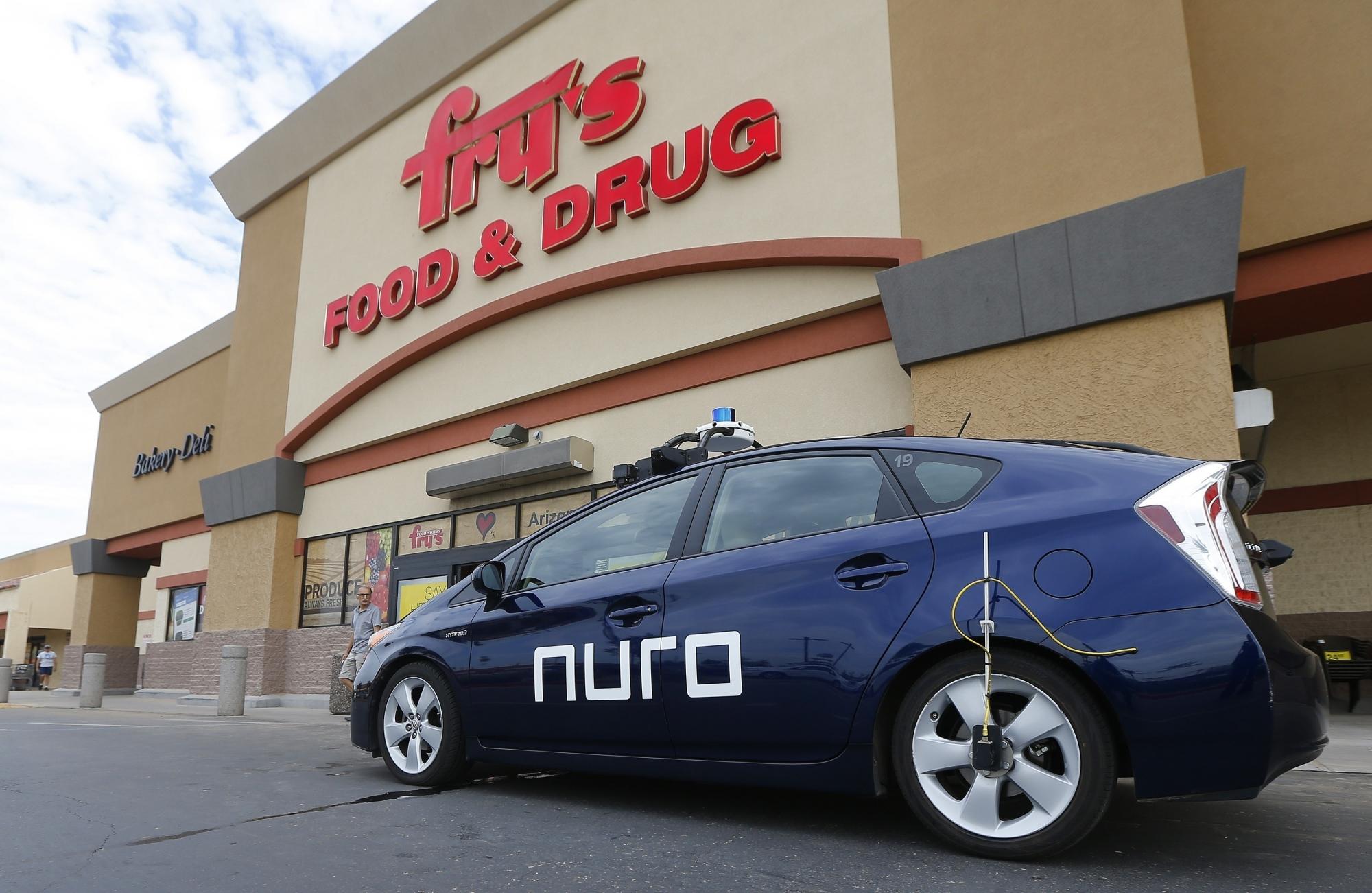 Us Lets Autonomous Vehicle Bypass Human Driver Safety