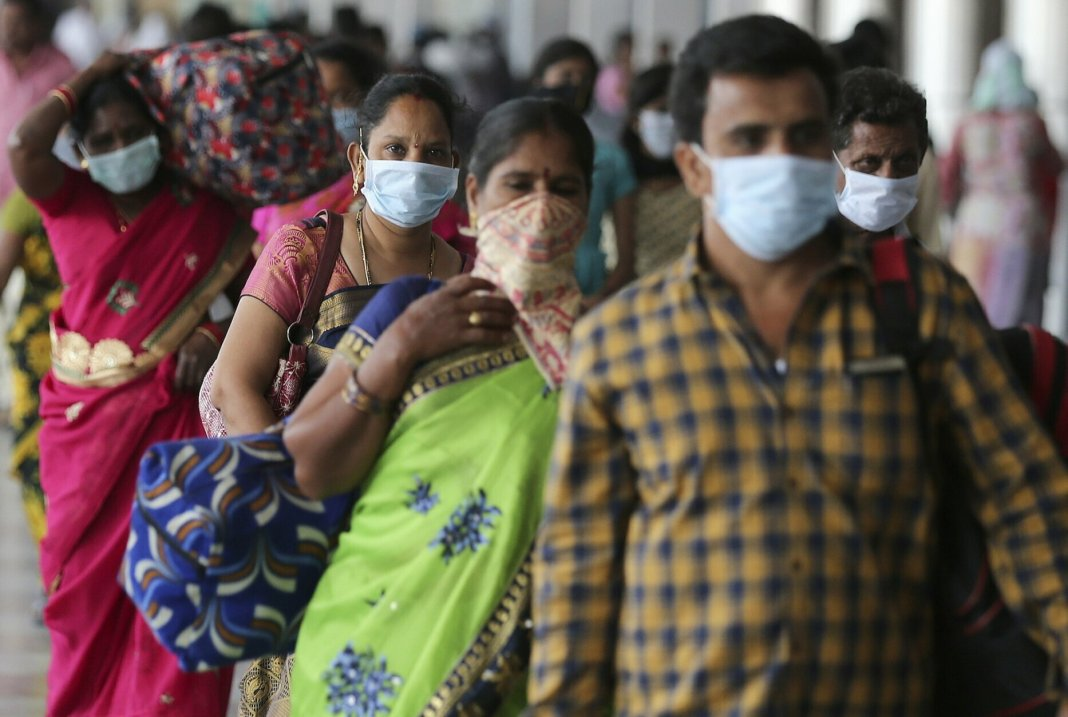 Karnataka Government announced fine for not wearing mask