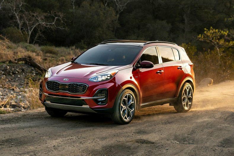 "<p><strong>Best new SUV for teens, $25,000 to $30,000:</strong> The Kia Sportage</p> <p>The Kia Sportage has ""excellent crash test scores, lots of good safety features,"" she said. Like the Optima, the Sportage has an app to let parents know where their teen is driving. ""The other thing that&#8217;s kind of nice about it, too, is, it will mark where the car is parked.""</p>"