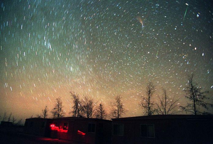 Leonid meteor shower: When's the predicted peak? | WTOP