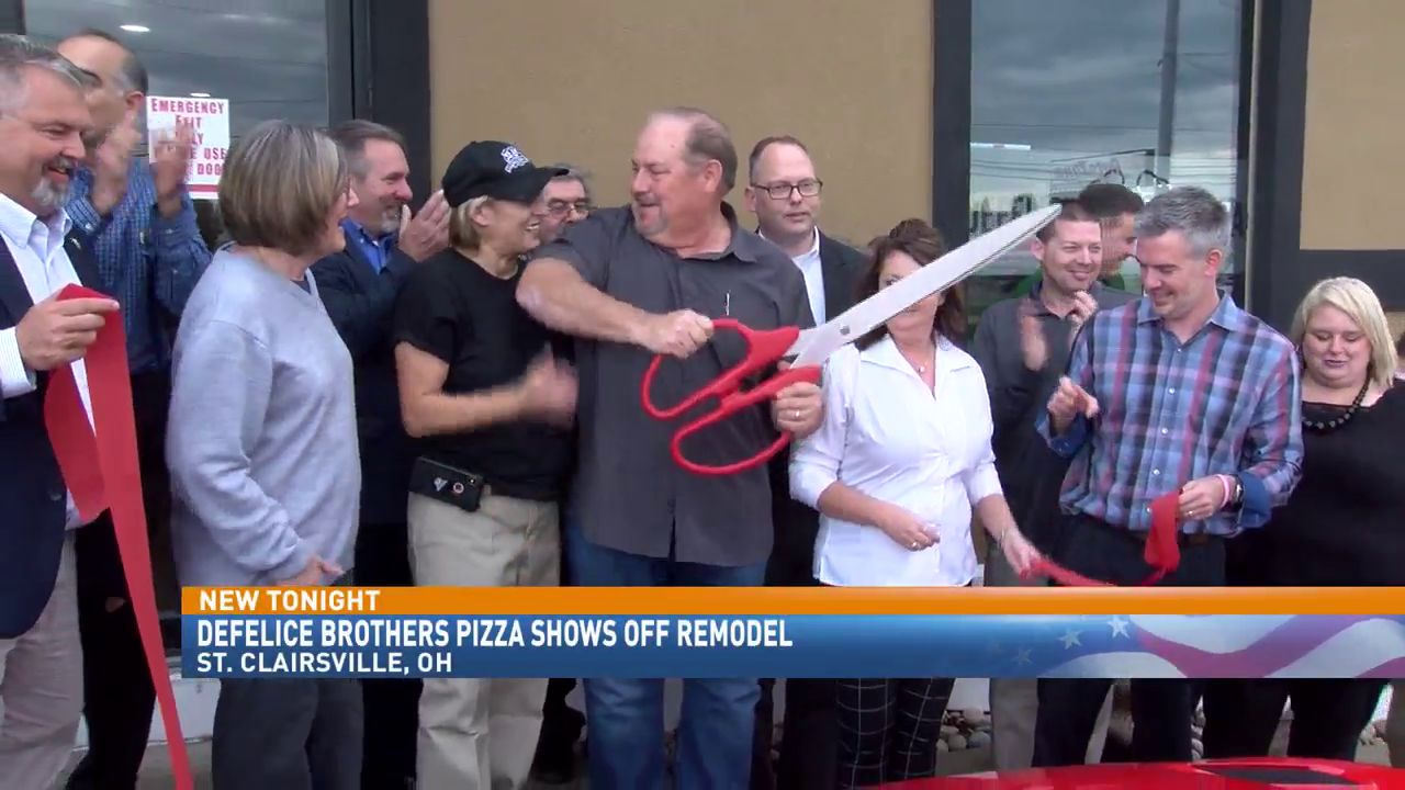 Known St. Clairsville pizza shop reopens with fresh look | WTOV