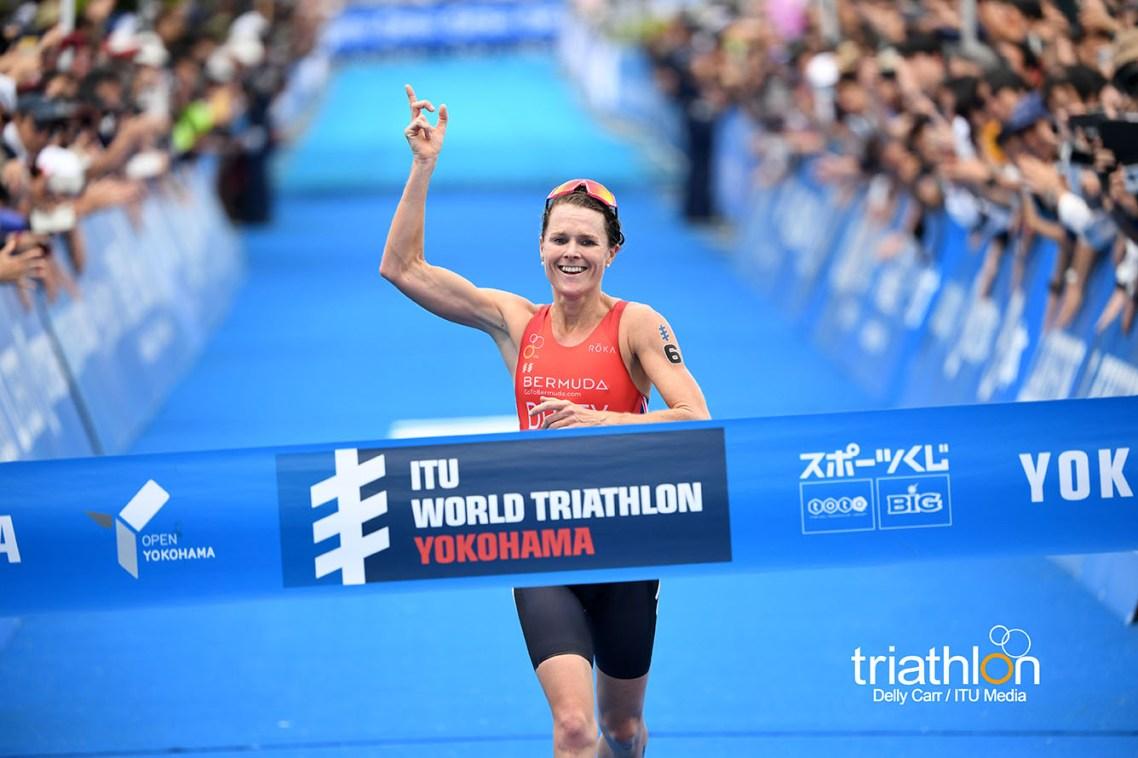 ITU World Triathlon Yokohama 2018
