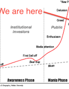 This is the bitcoin bubble chart it shows various stages in formation of  bubbles are same whether stock market also how behavior finance can help investors investing rh wtsubledoji