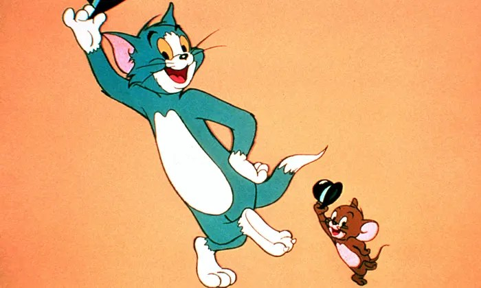 Tom and jerry Whatsapp dp
