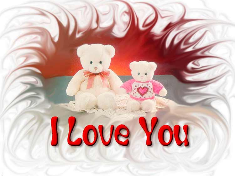 I love you whatsapp dp image download