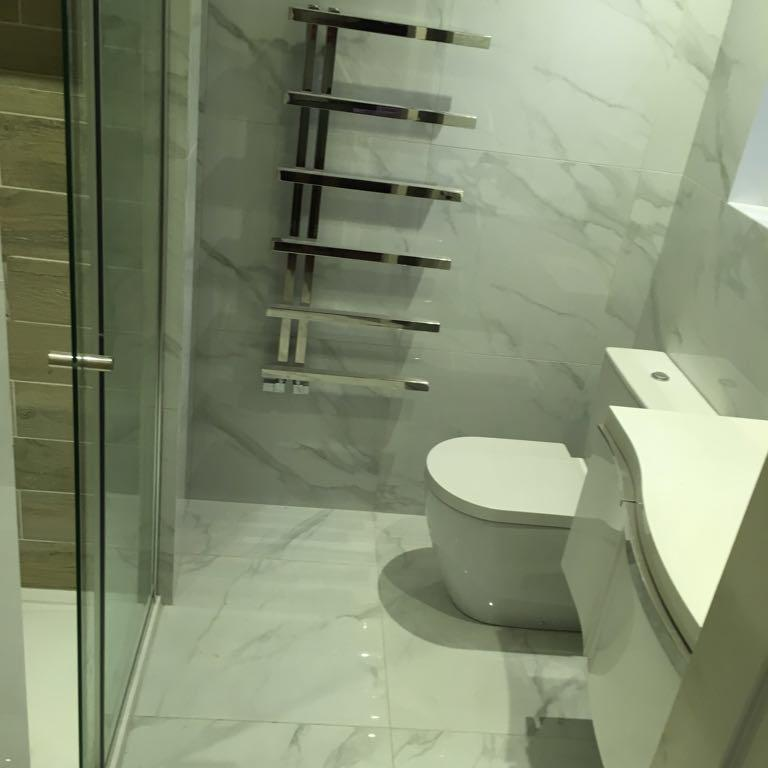 Bathroom Refurbishment Installation