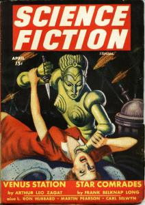 Science_Fiction_Stories_April_1943 (Words To That Effect Define Science Fiction Article)