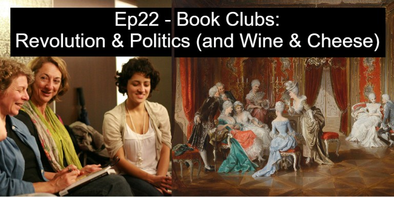 Words To That Effect Book Clubs ep