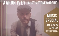 Aaron  Ivey | Brown Bag Wednesday Music Special!