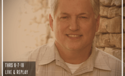 """Mike Harland   """"Tips for the Under 40 Worship Leader"""""""