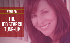 """The Job Search Tune-Up"" 
