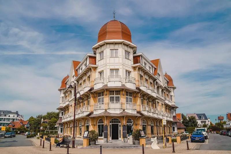 De Haan - bezienswaardigheden Belgische kust