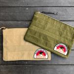 vintage tent clutch bag 150x150 - wtw(ダブルティー)コースト ライントートバッグ(WTWロゴ・ワッペン)