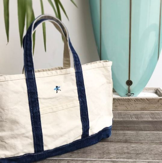 surf-girl-denim-tote