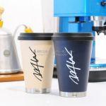 """coffee tumblr 150x150 - wtw(ダブルティー)タンブラー""""SURF""""黒"""